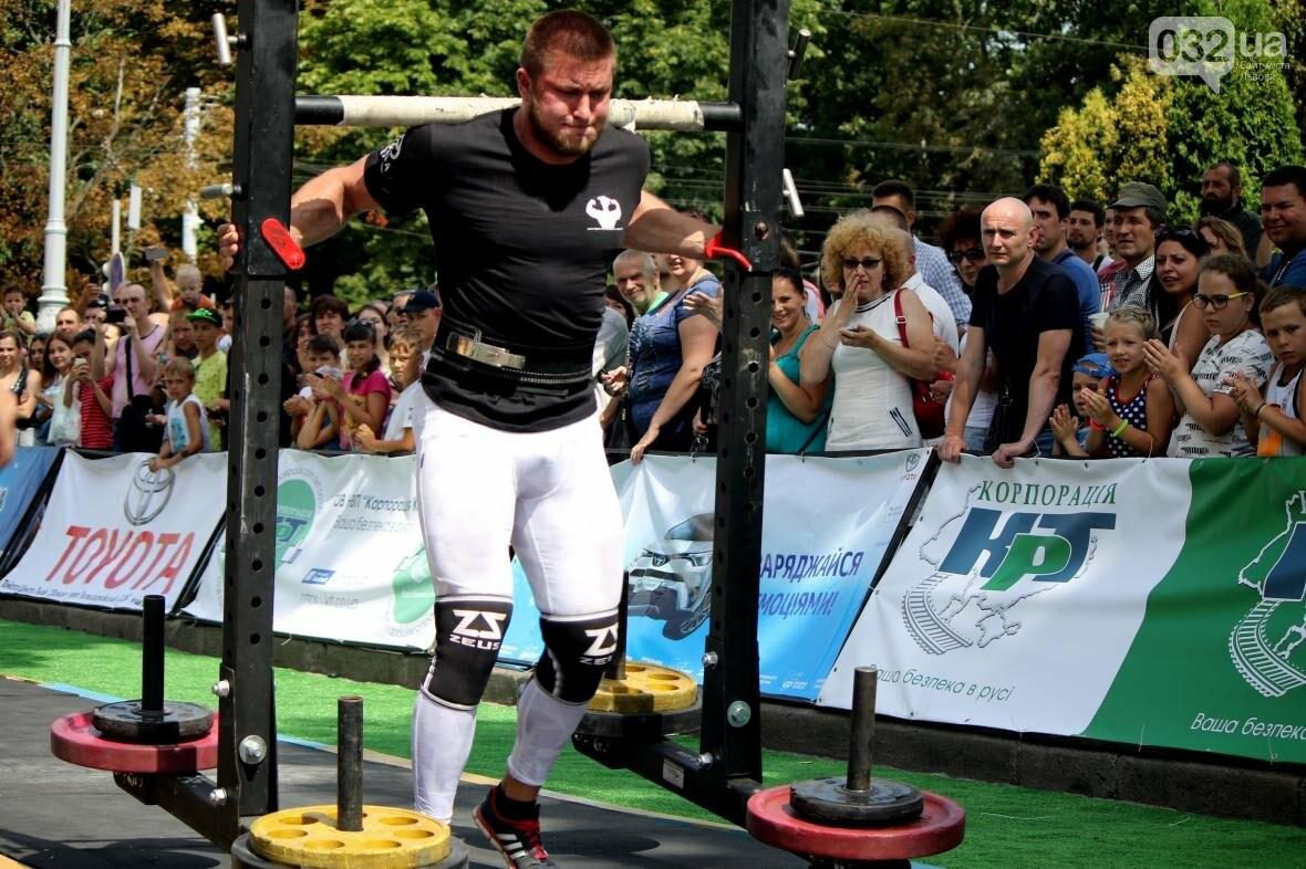 Як у Львові найсильніших атлетів визначали: фоторепортаж, фото-9