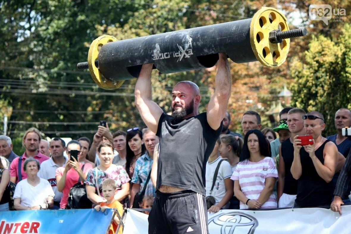 Як у Львові найсильніших атлетів визначали: фоторепортаж, фото-1