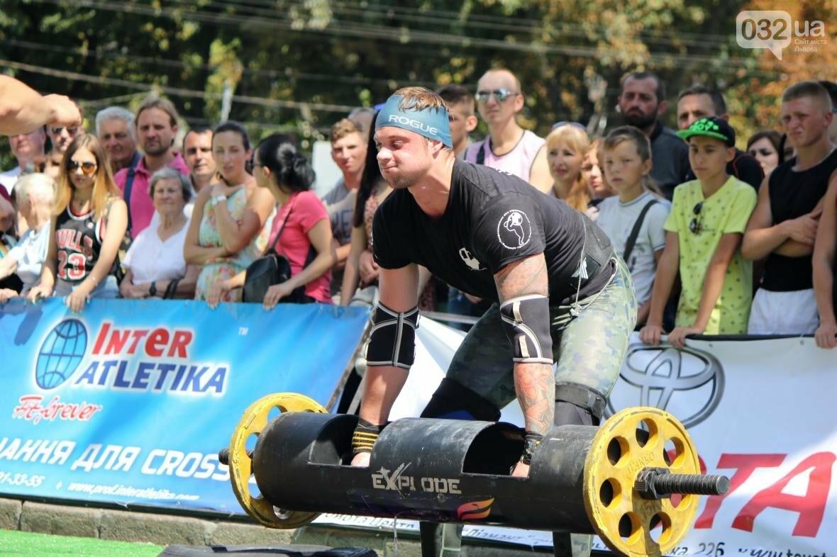 Як у Львові найсильніших атлетів визначали: фоторепортаж, фото-6
