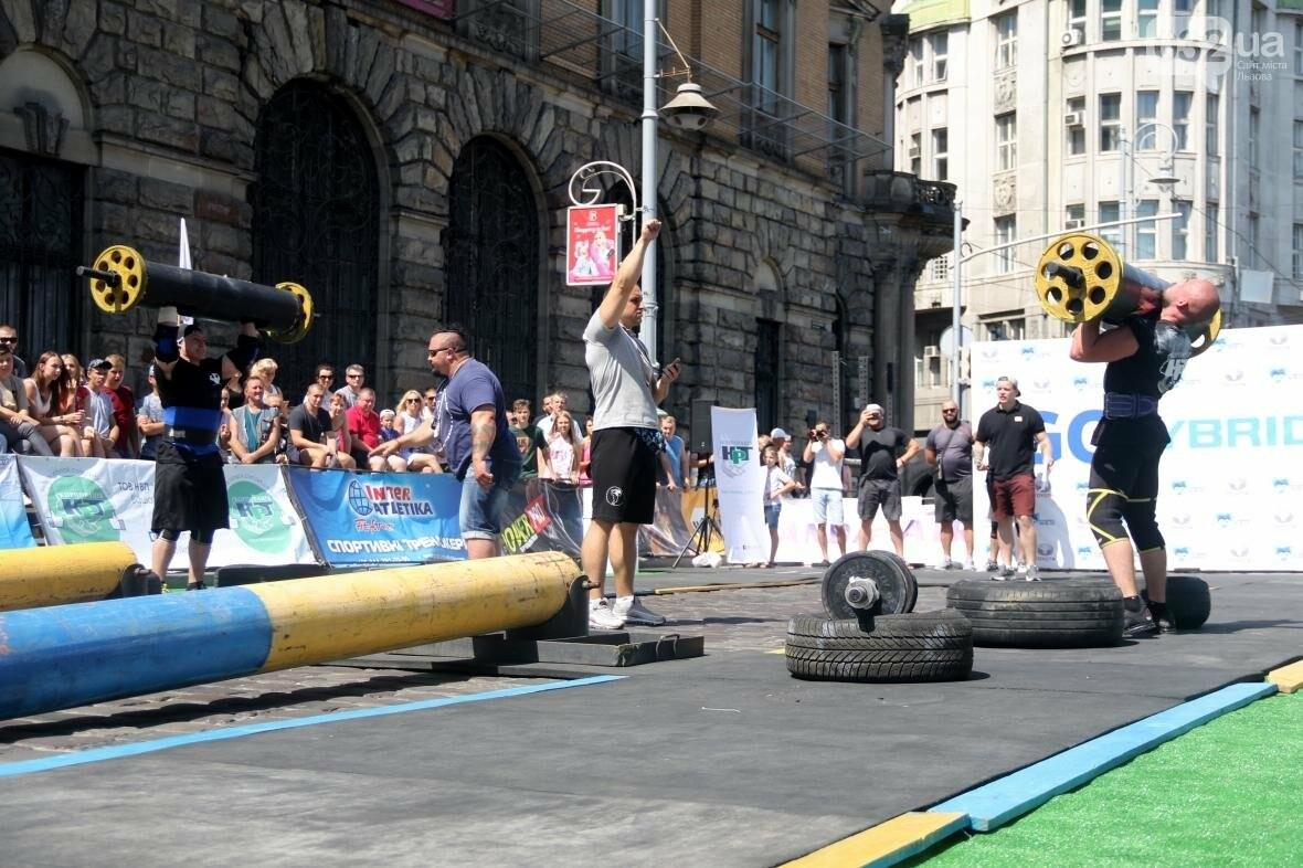 Як у Львові найсильніших атлетів визначали: фоторепортаж, фото-10