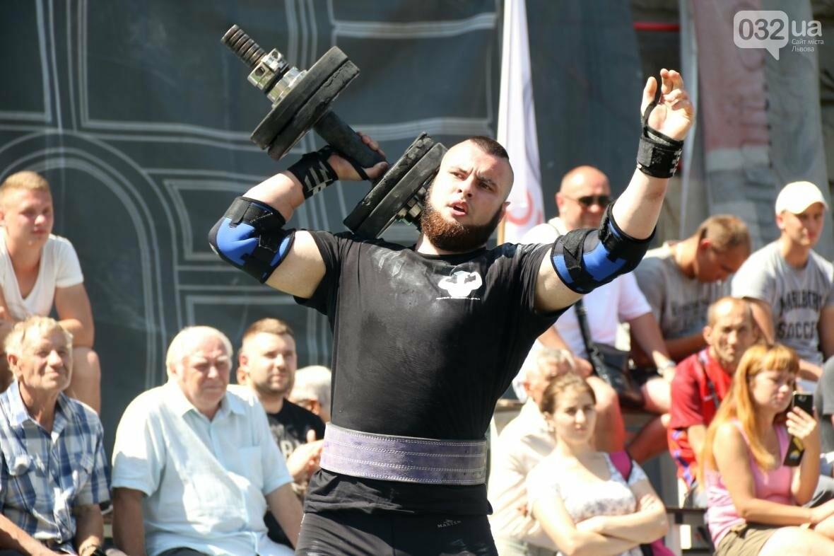 Як у Львові найсильніших атлетів визначали: фоторепортаж, фото-8