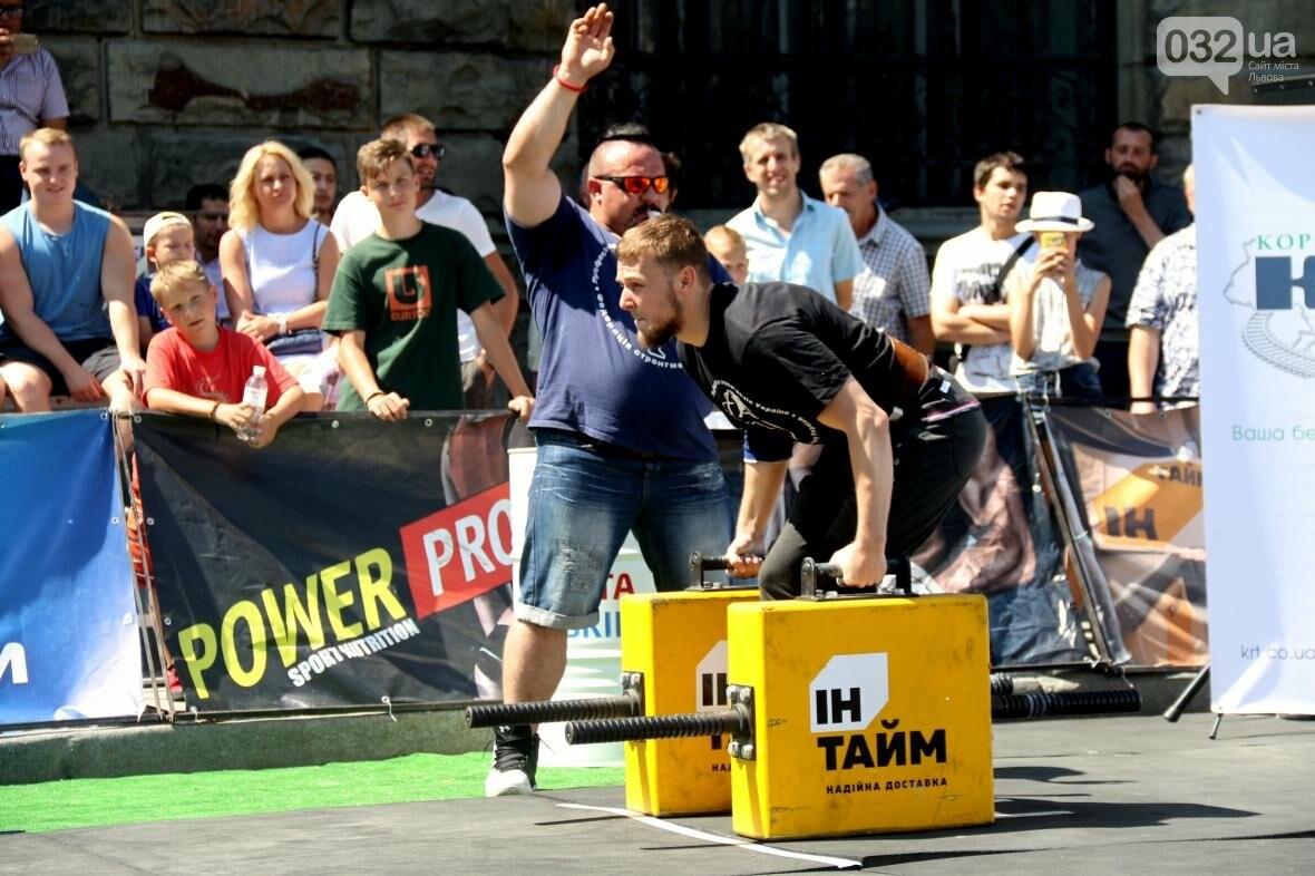 Як у Львові найсильніших атлетів визначали: фоторепортаж, фото-3