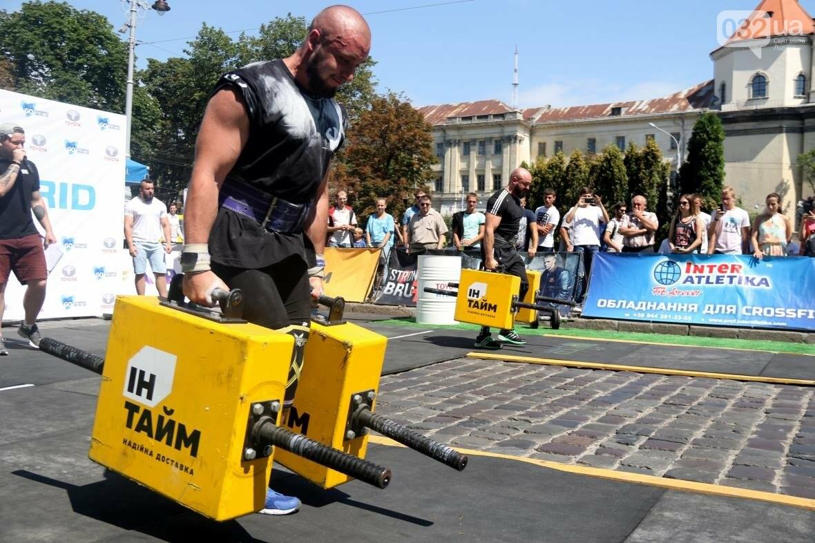 Як у Львові найсильніших атлетів визначали: фоторепортаж, фото-7