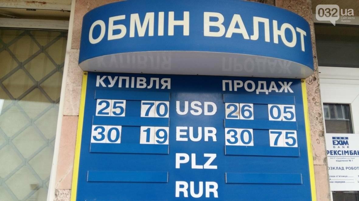 Скільки коштує долар та євро у Львові: актуальний курс валют станом на 7 серпня (ФОТО) , фото-2