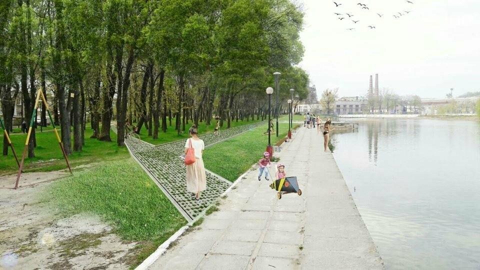 Незабаром у Львові покращать благоустрій навколо Левандівського озера, фото-3