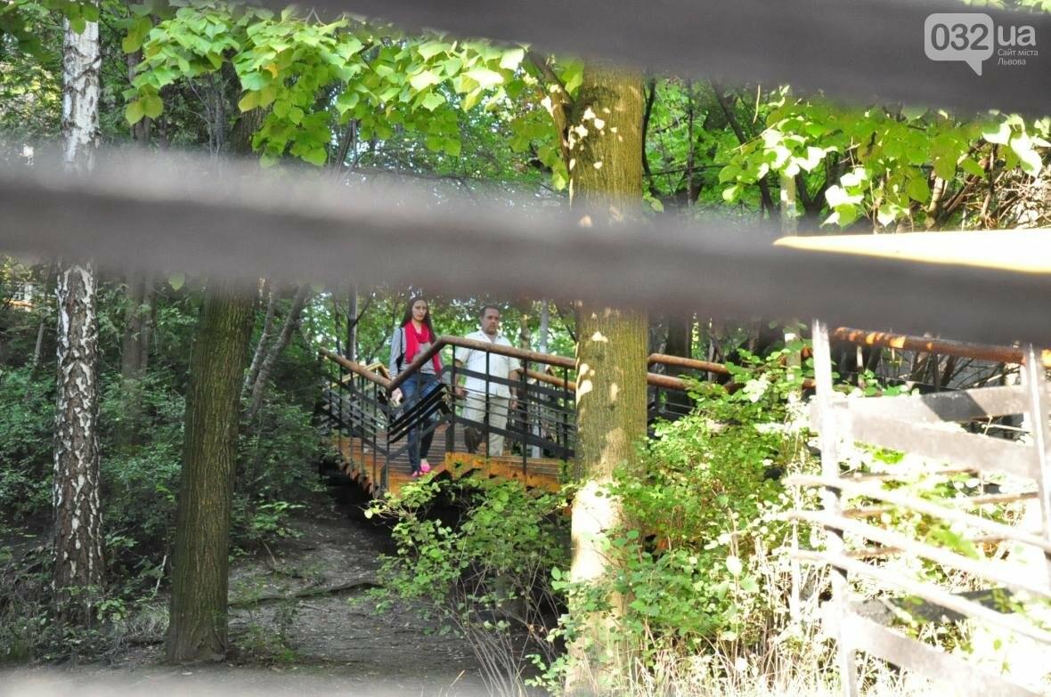 «Залізний» ліс Львова. Снопків, фото-36