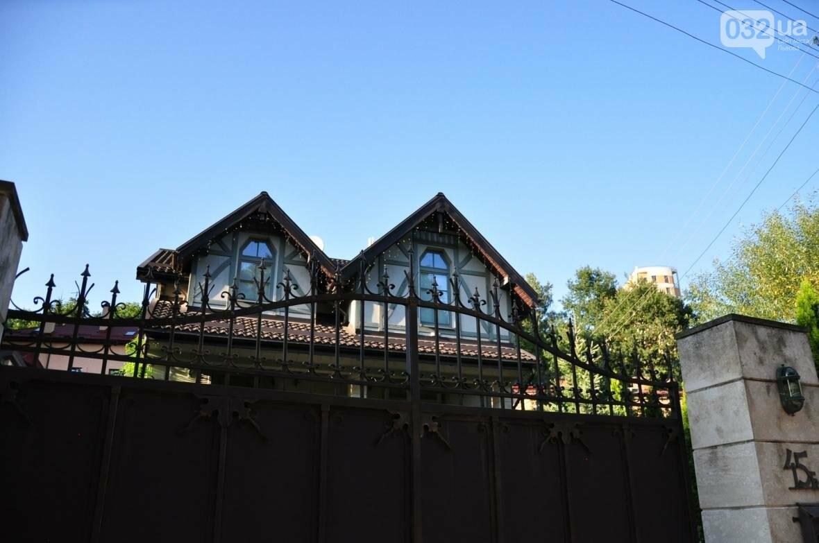 «Залізний» ліс Львова. Снопків, фото-41