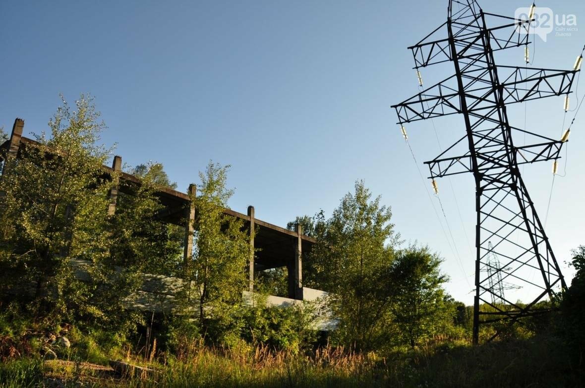 «Залізний» ліс Львова. Снопків, фото-56