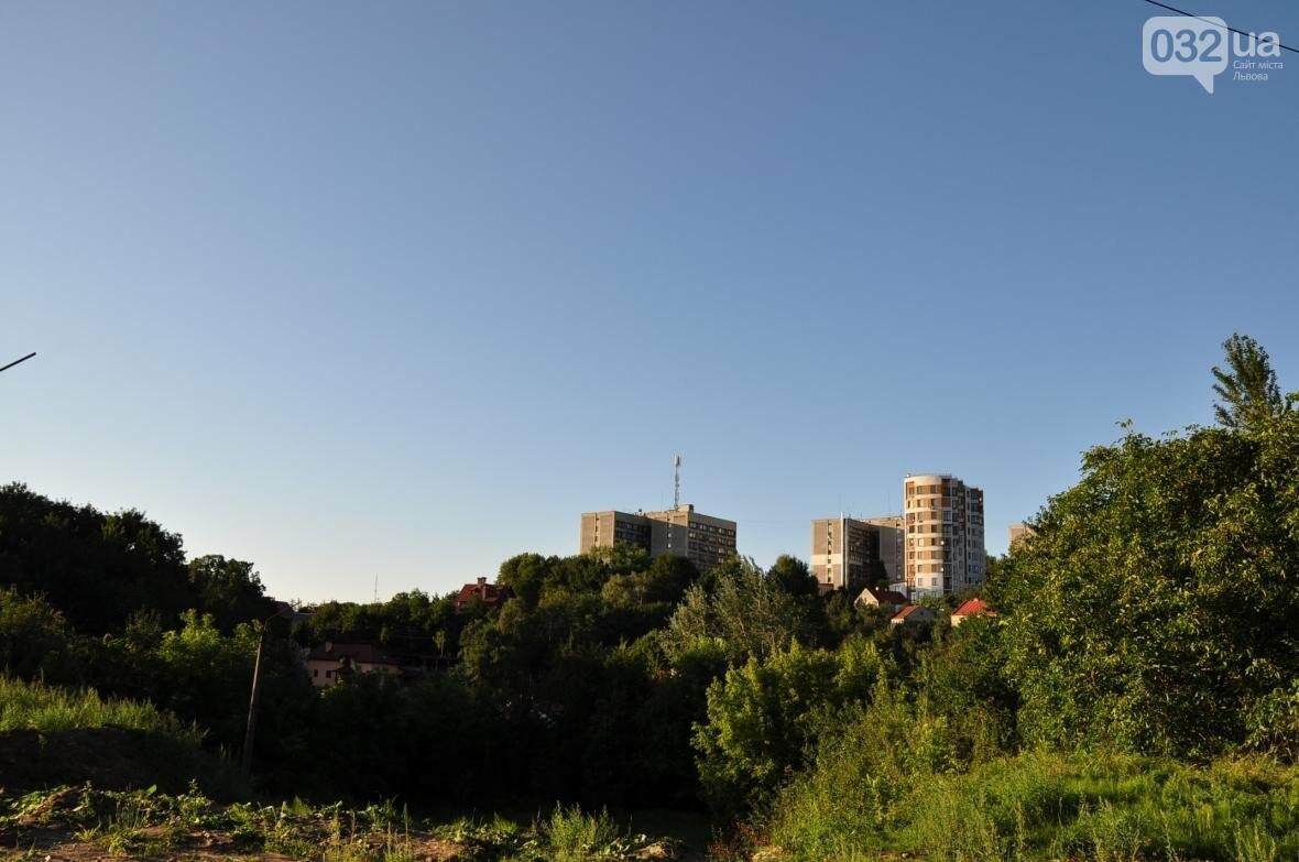 «Залізний» ліс Львова. Снопків, фото-55