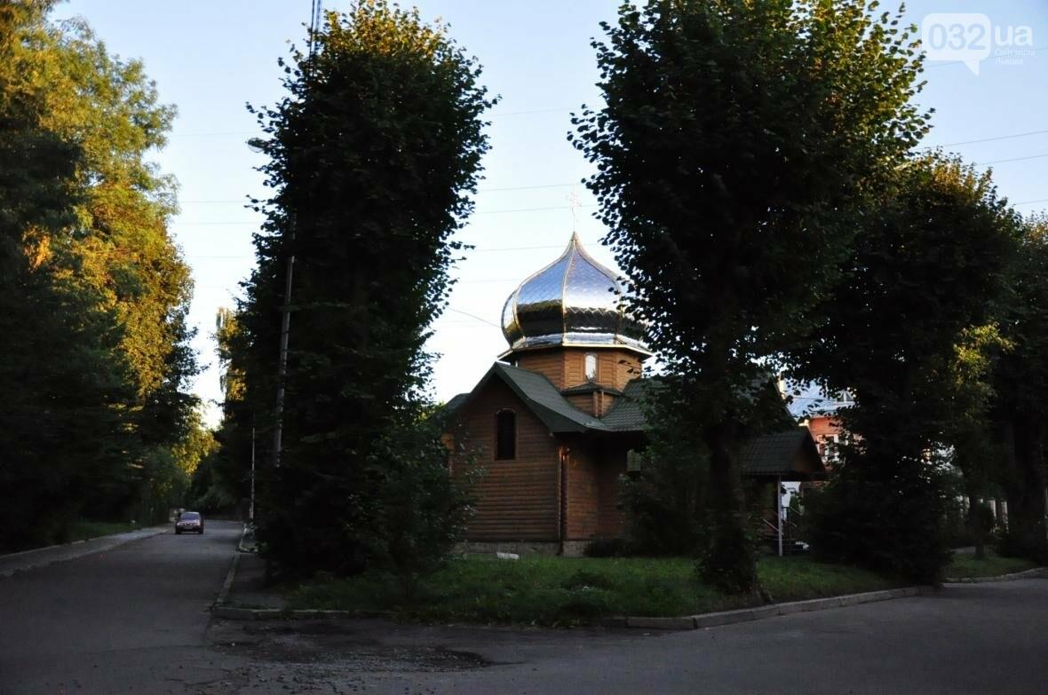 «Залізний» ліс Львова. Снопків, фото-75