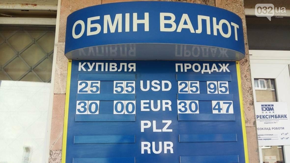 Скільки коштує долар та євро у Львові: аткуальний курс валют станом на 9 серпня (ФОТО), фото-2