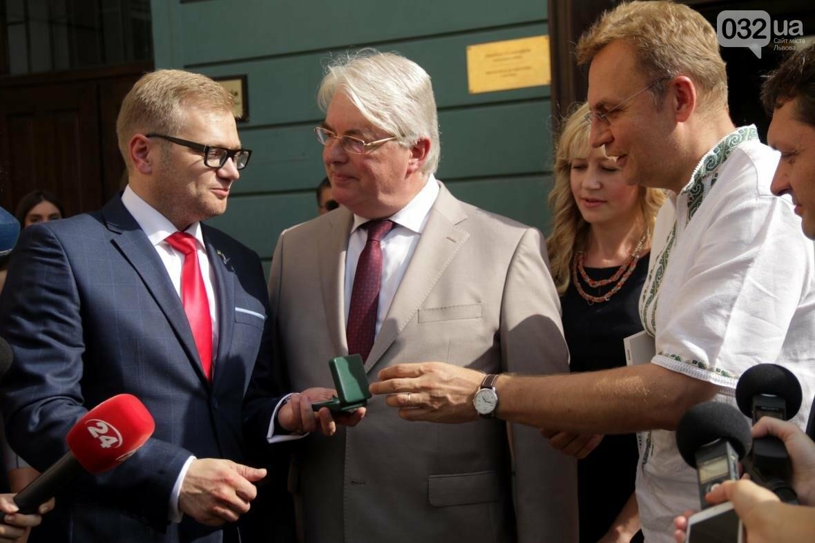 Як у Львові урочисто відновили роботу Почесного консульства Королівства Нідерландів: фоторепортаж, фото-7