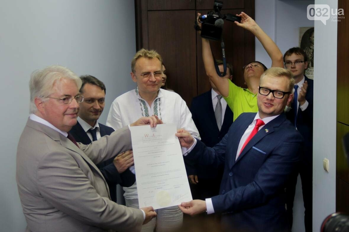 Як у Львові урочисто відновили роботу Почесного консульства Королівства Нідерландів: фоторепортаж, фото-2