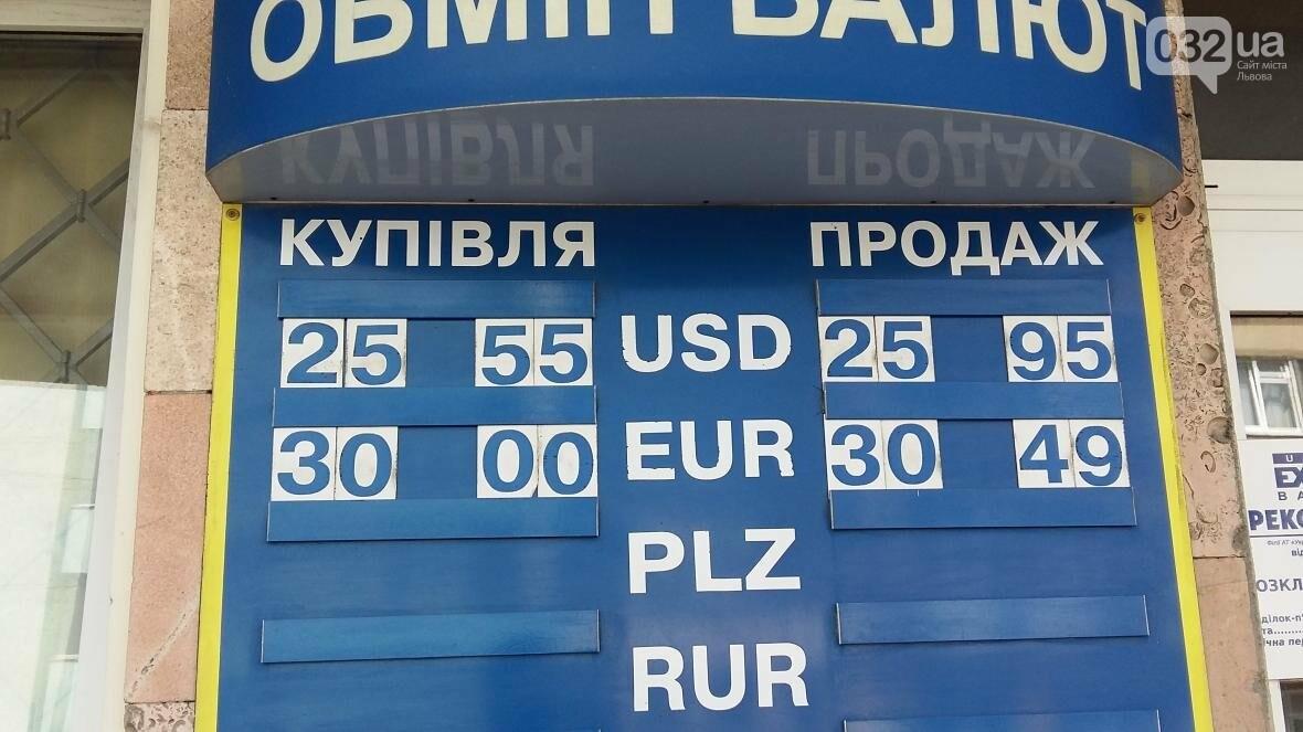 Скільки коштує долар та євро у Львові: актуальний курс валют станом на 10 серпня (ФОТО), фото-2