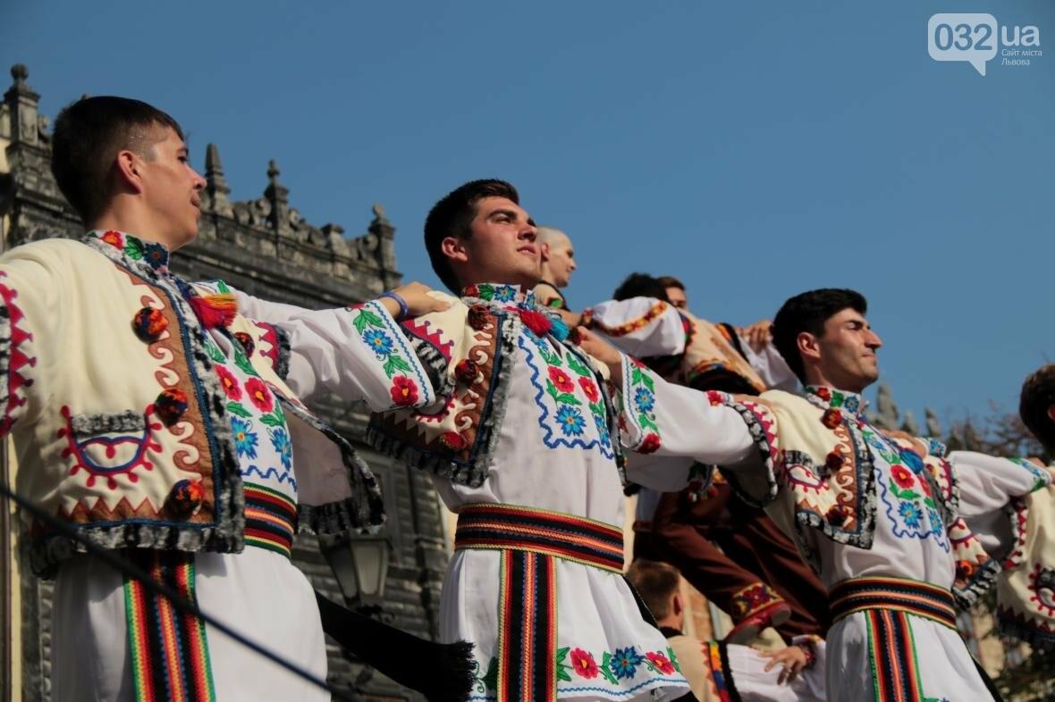 Як у Львові відкрили Міжнародний фестиваль українського танцю та культури: фоторепортаж, фото-1