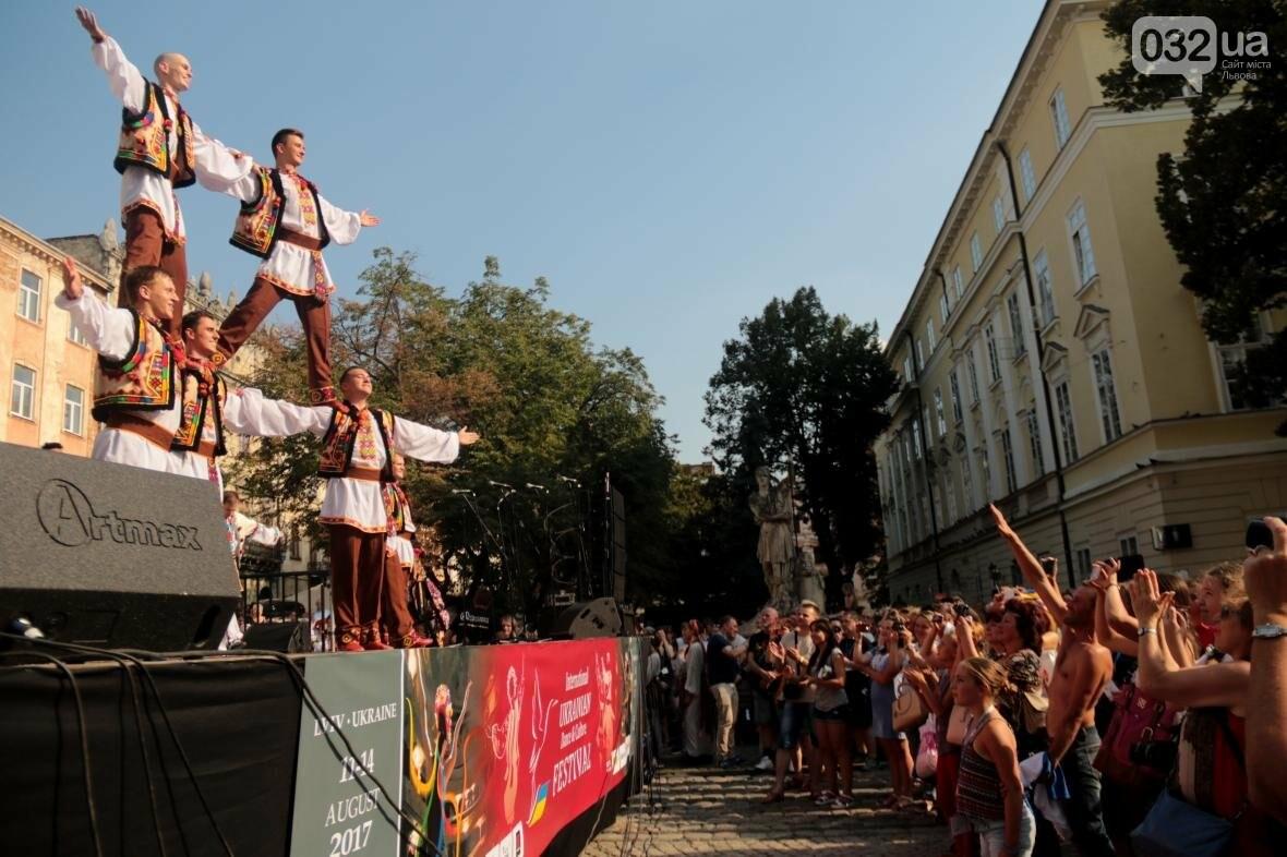 Як у Львові відкрили Міжнародний фестиваль українського танцю та культури: фоторепортаж, фото-7