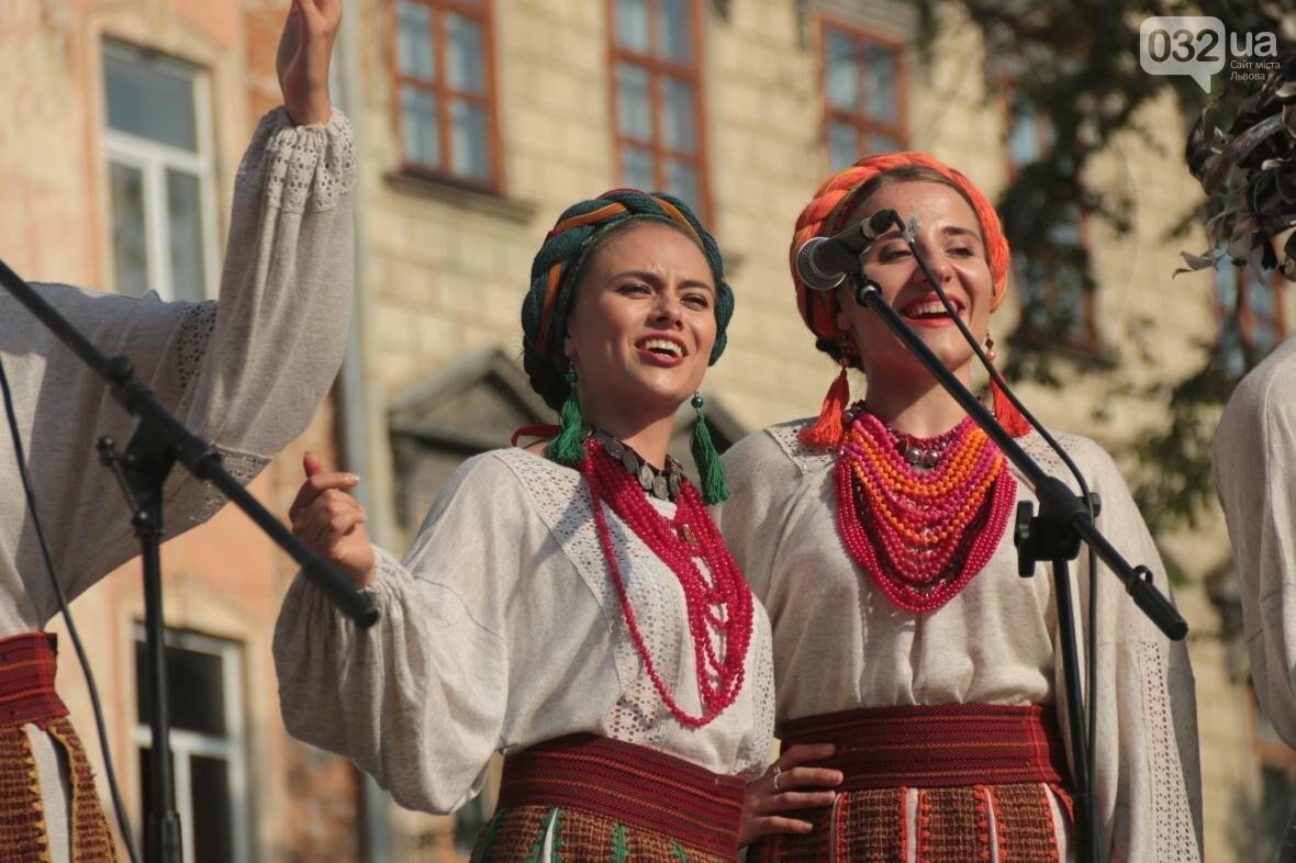 Як у Львові відкрили Міжнародний фестиваль українського танцю та культури: фоторепортаж, фото-5