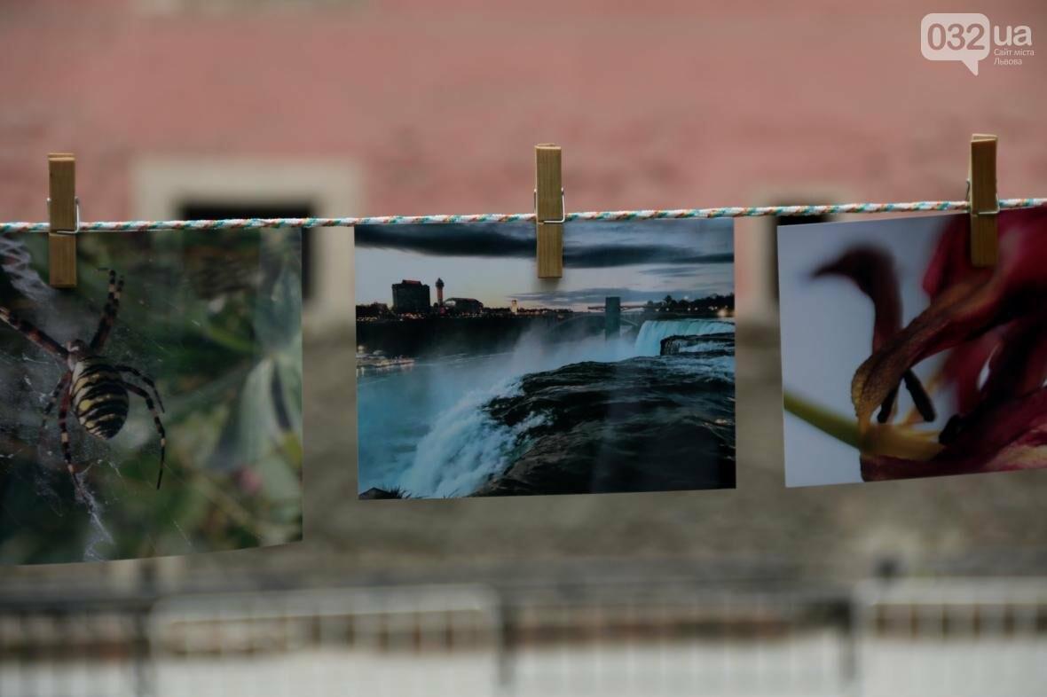 Як у Львові фотографії сушили на мотузках: фоторепортаж, фото-1