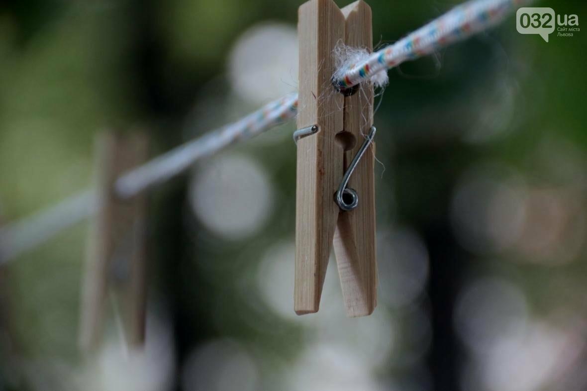Як у Львові фотографії сушили на мотузках: фоторепортаж, фото-9