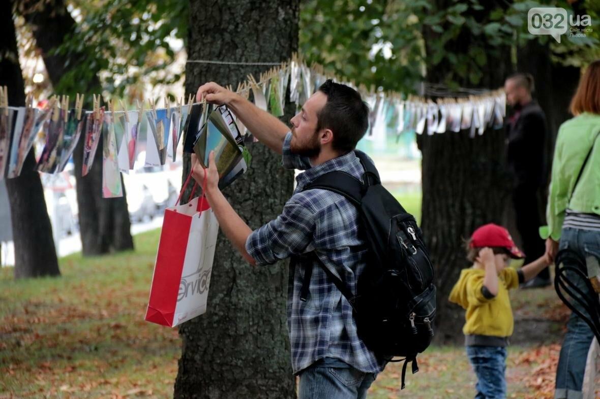 Як у Львові фотографії сушили на мотузках: фоторепортаж, фото-14