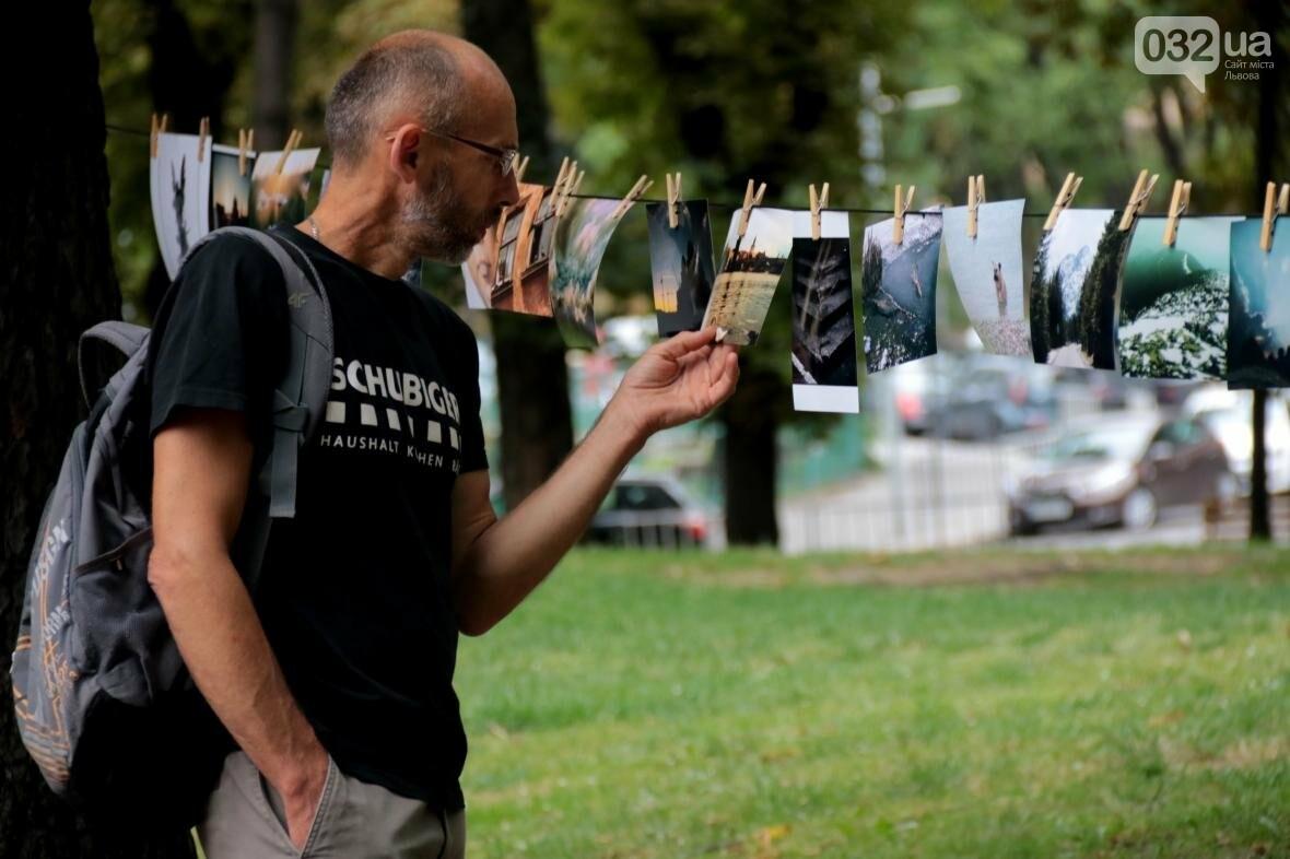 Як у Львові фотографії сушили на мотузках: фоторепортаж, фото-7