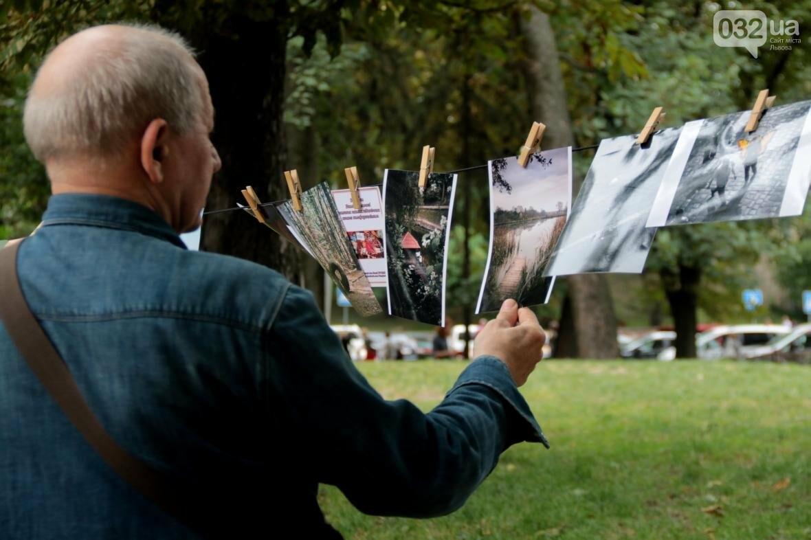 Як у Львові фотографії сушили на мотузках: фоторепортаж, фото-8