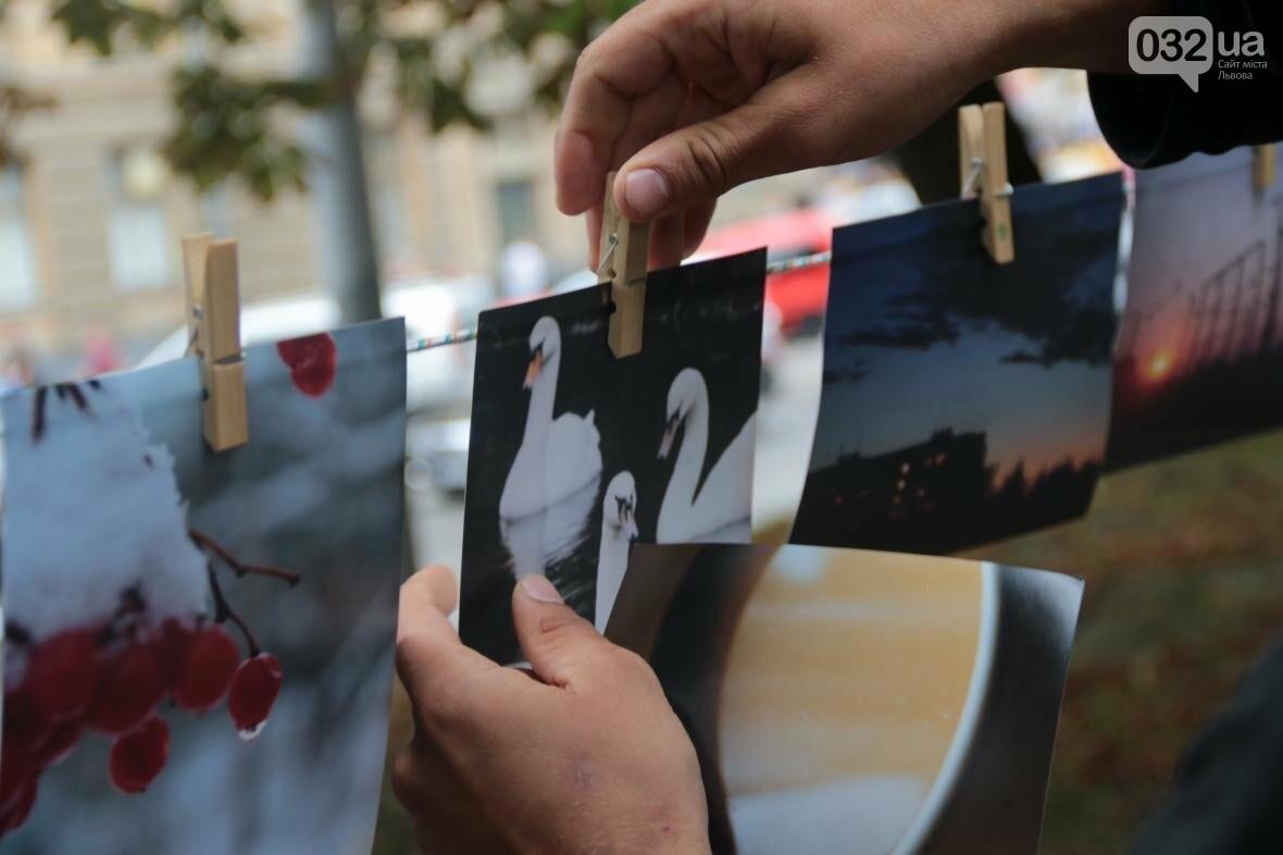 Як у Львові фотографії сушили на мотузках: фоторепортаж, фото-2