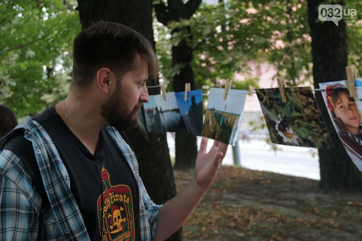 Як у Львові фотографії сушили на мотузках: фоторепортаж, фото-11