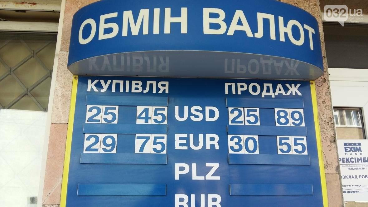 Скільки коштує долар та євро у Львові: актуальний курс валют станом на 15 серпня (ФОТО), фото-1