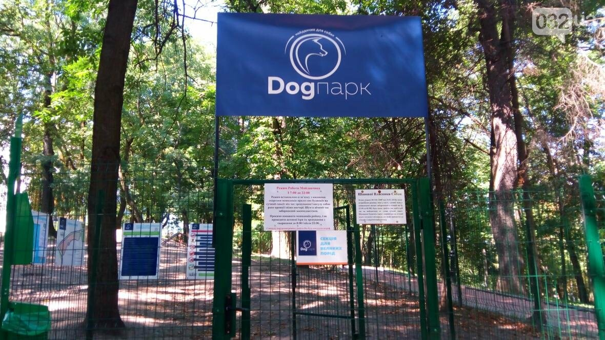 Як діє унікальний львівський Dog-парк із тренажерами (ФОТО), фото-1