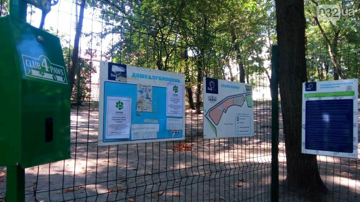 Як діє унікальний львівський Dog-парк із тренажерами (ФОТО), фото-3