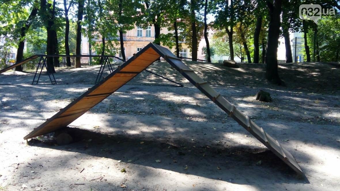 Як діє унікальний львівський Dog-парк із тренажерами (ФОТО), фото-5