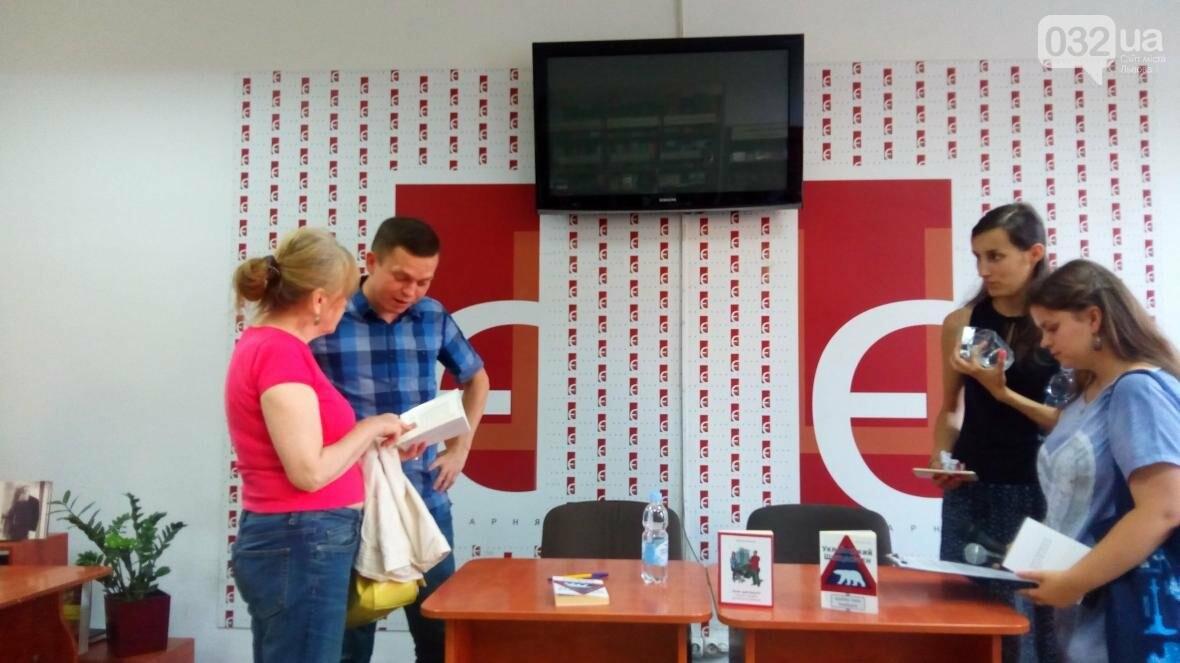 «Подорожі, про які не можна не писати»: у Львові презентували книгу Максима Беспалова, фото-3