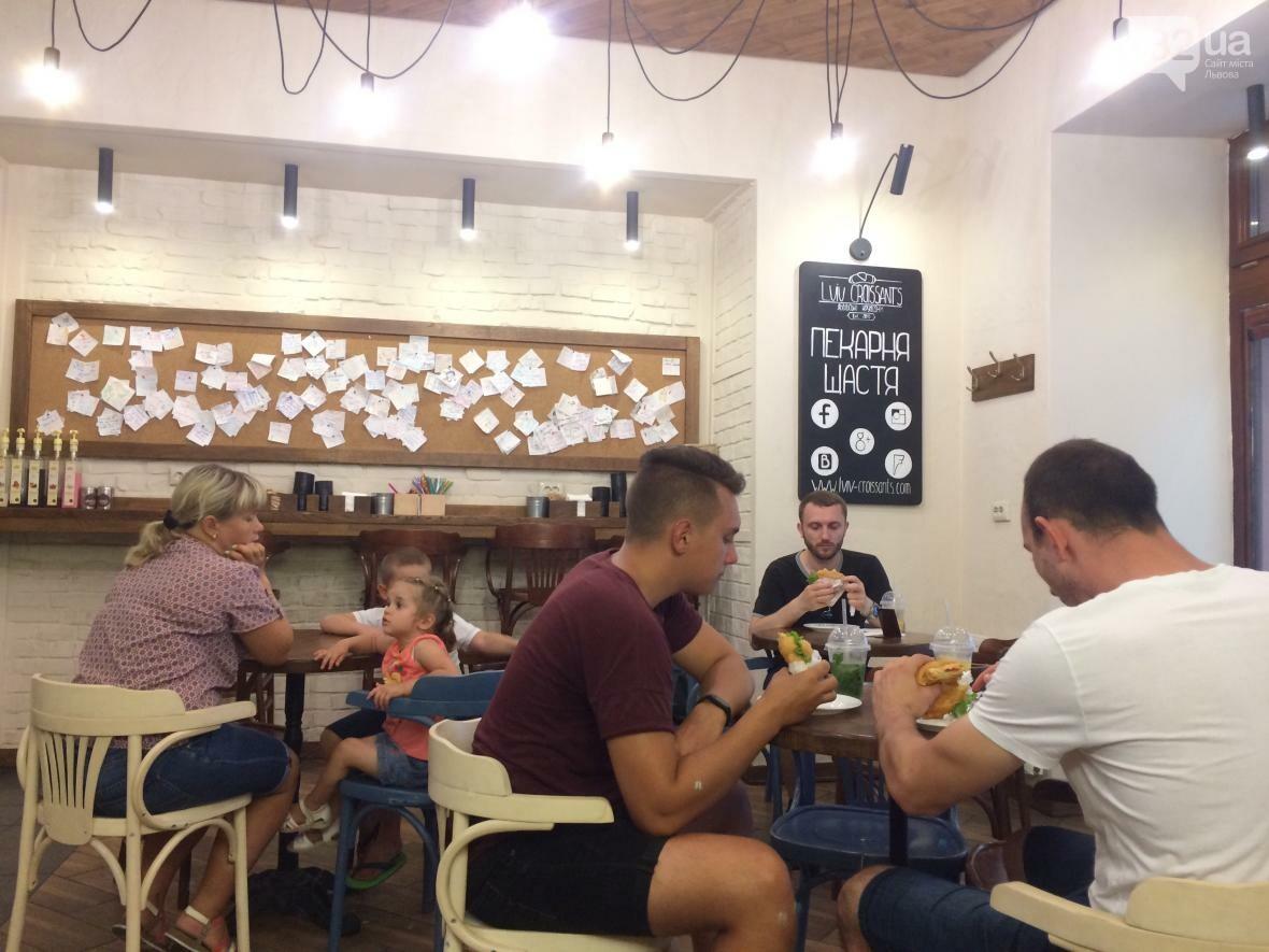 Тест-драйв закладів Львова: ідемо туди, де готують справжні львівські круасани, фото-1