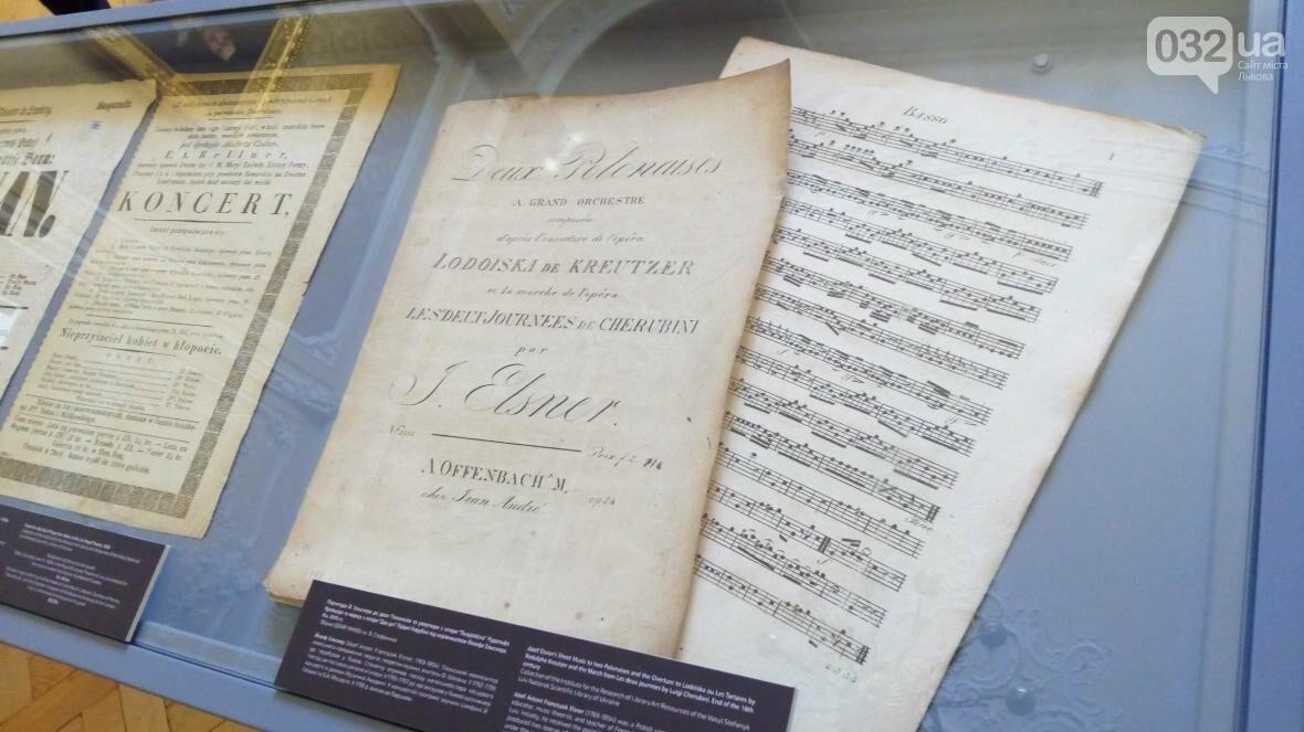 Унікальну спадщину сина Моцарта представили львів'янам: фоторепортаж, фото-16