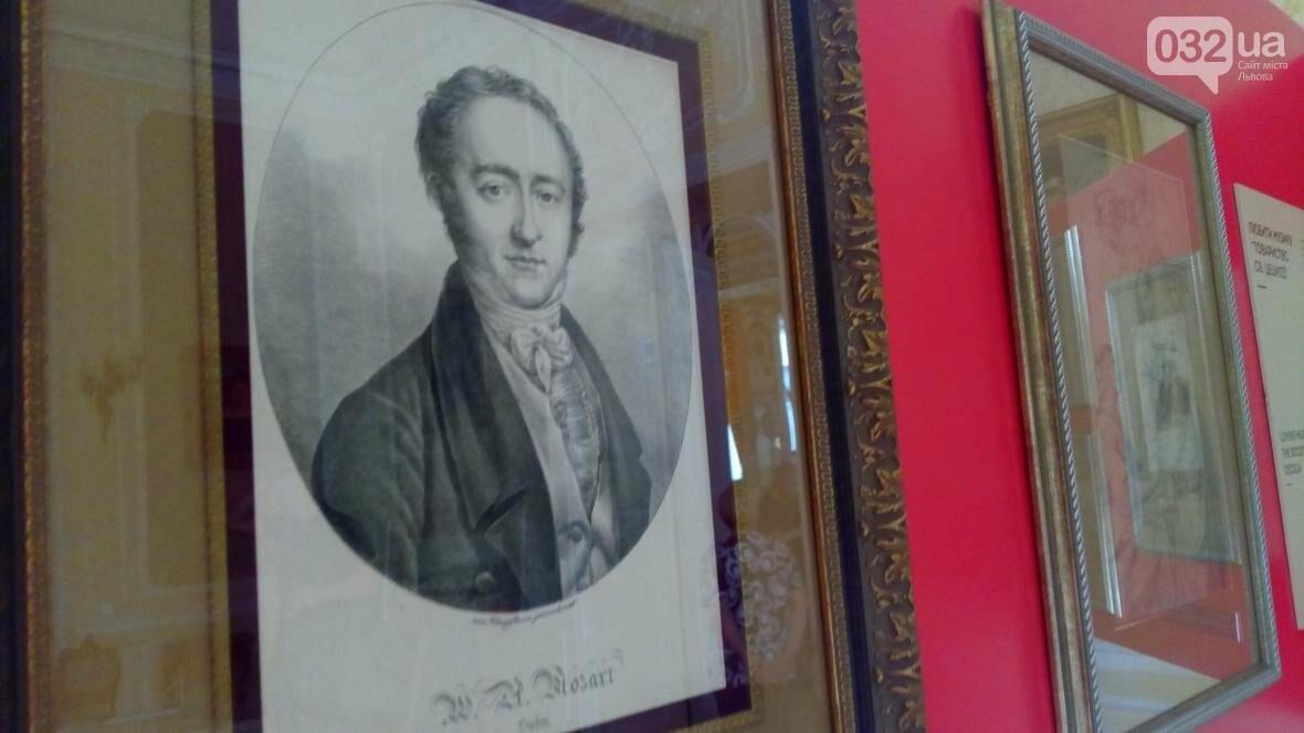 Унікальну спадщину сина Моцарта представили львів'янам: фоторепортаж, фото-9