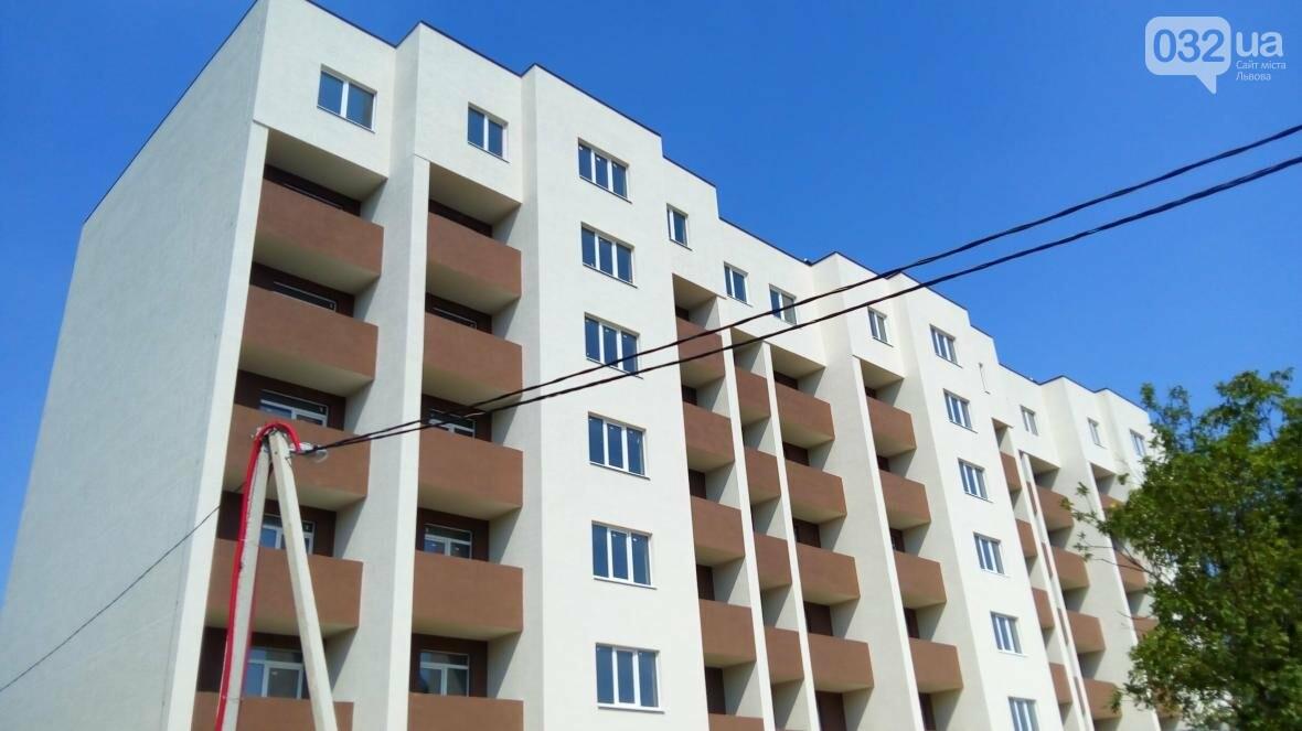 До кінця серпня у Львові можуть завершити багатоповерхівку для бійців АТО, фото-1