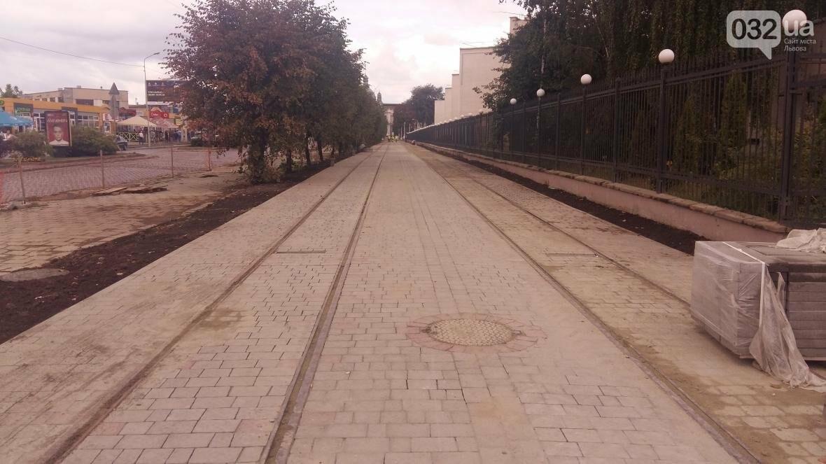 За два тижні у Львові відновлять трамвайний рух до головного залізничного вокзалу (ВІДЕО), фото-2