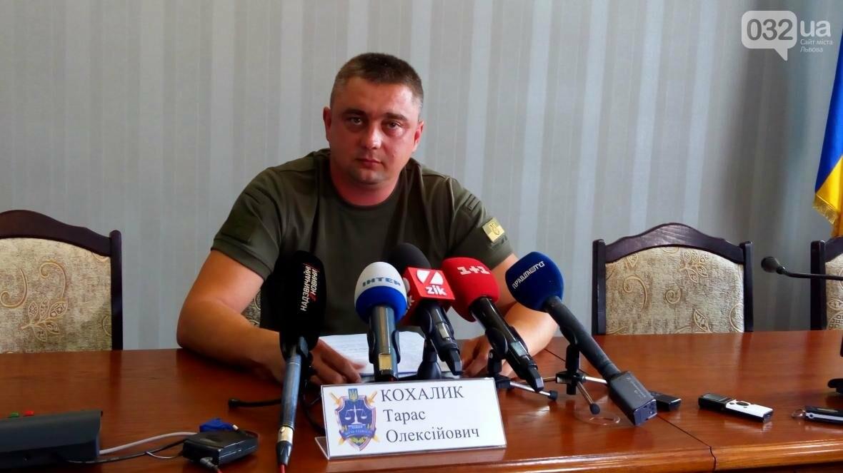 У Львові затримали на хабарництві працівника регіонального управління СБУ, фото-1