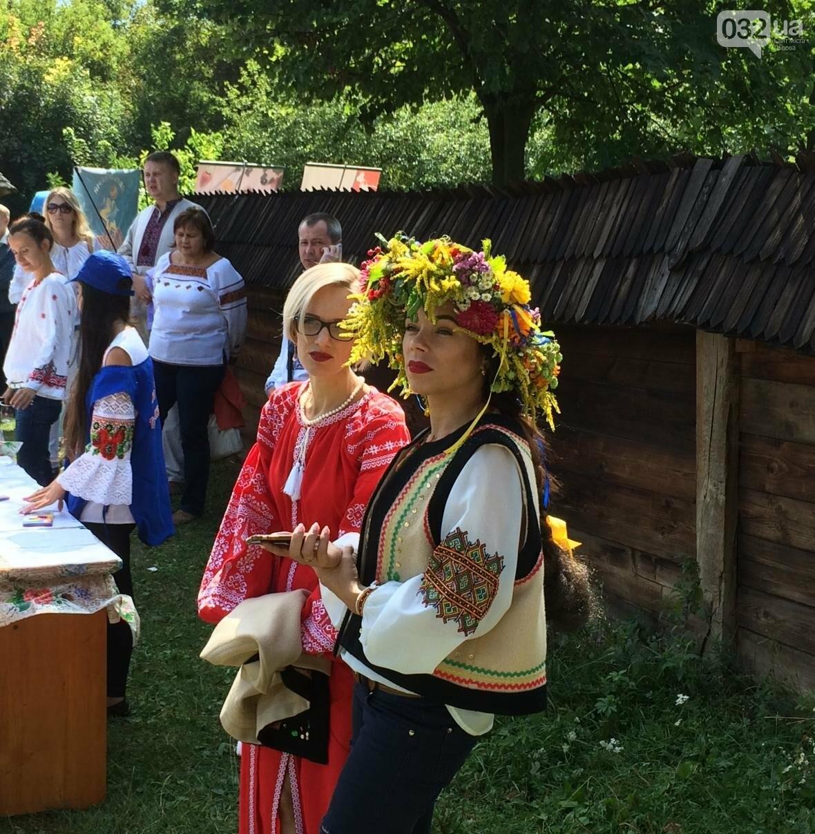 У Львові у Шевченківському гаю відзначили День незалежності. Фото, фото-3
