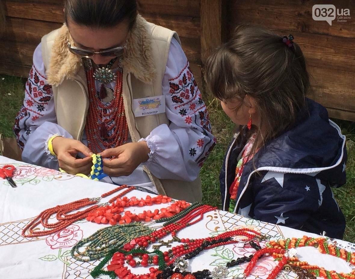 У Львові у Шевченківському гаю відзначили День незалежності. Фото, фото-7