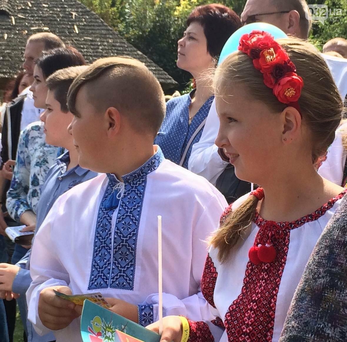 У Львові у Шевченківському гаю відзначили День незалежності. Фото, фото-5