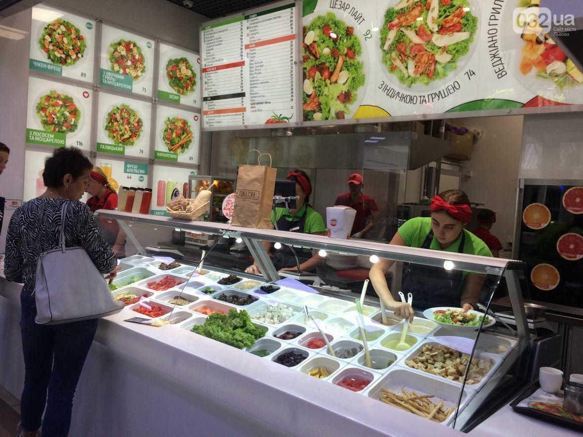 Тест-драйв закладів Львова: ідемо їсти в салат-бар «Tomatina», фото-2