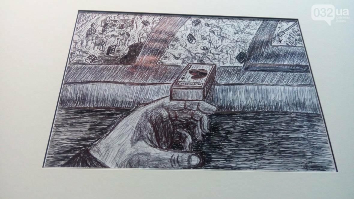 """""""В Україну мене повернув Андрухович"""", - художник Олександр Мільштейн, фото-5"""
