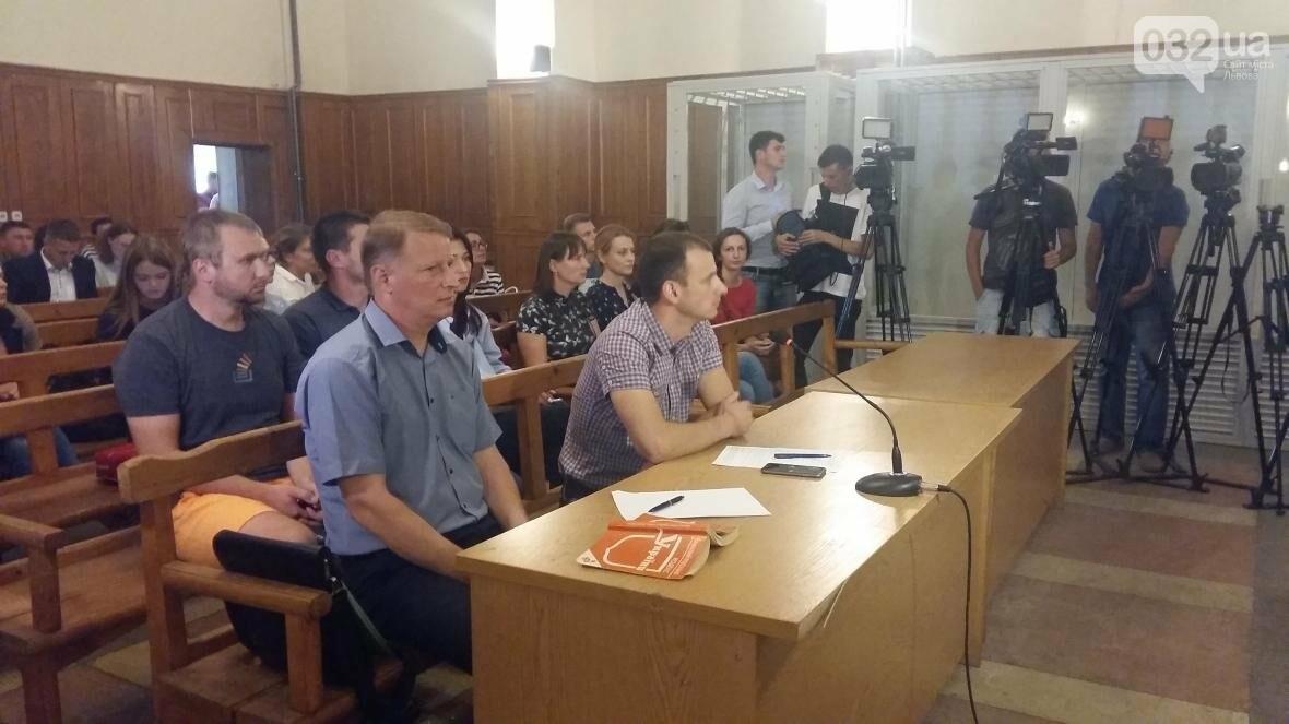 Суд у Львові не зміг розглянути апеляцію охоронця Димінського через неявку прокурора , фото-1