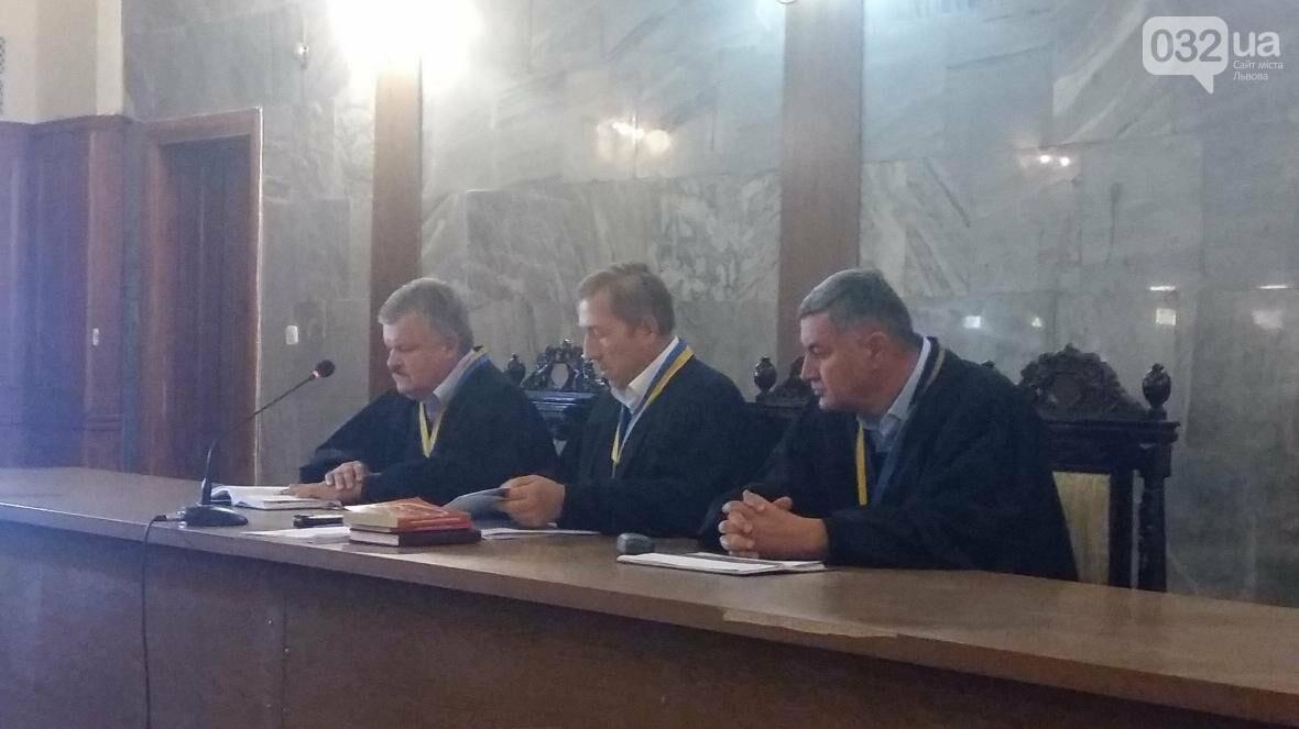 Суд у Львові не зміг розглянути апеляцію охоронця Димінського через неявку прокурора , фото-2