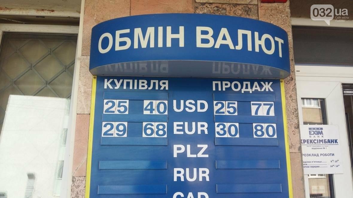 Скільки коштує долар та євро у Львові: актуальний курс валют станом на 31 серпня (ФОТО), фото-2