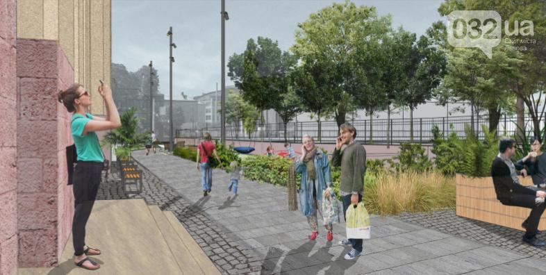 Все для людей: у Львові планують перетворити вулицю Професорську на пішохідну та облаштувати новий громадський простір , фото-6