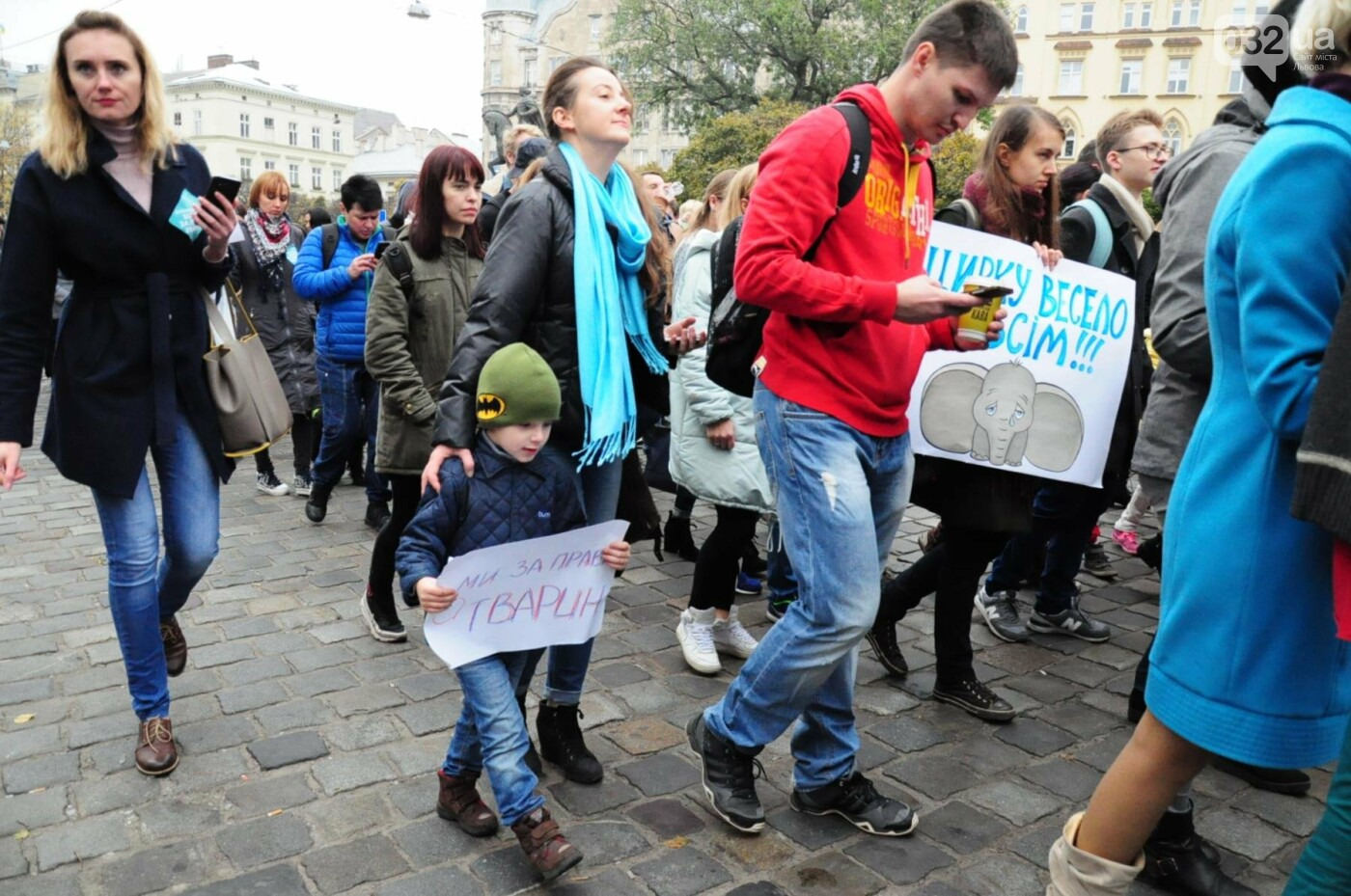 Львів'яни взяли участь у масштабному Марші на захист тварин. Фоторепортаж, фото-31