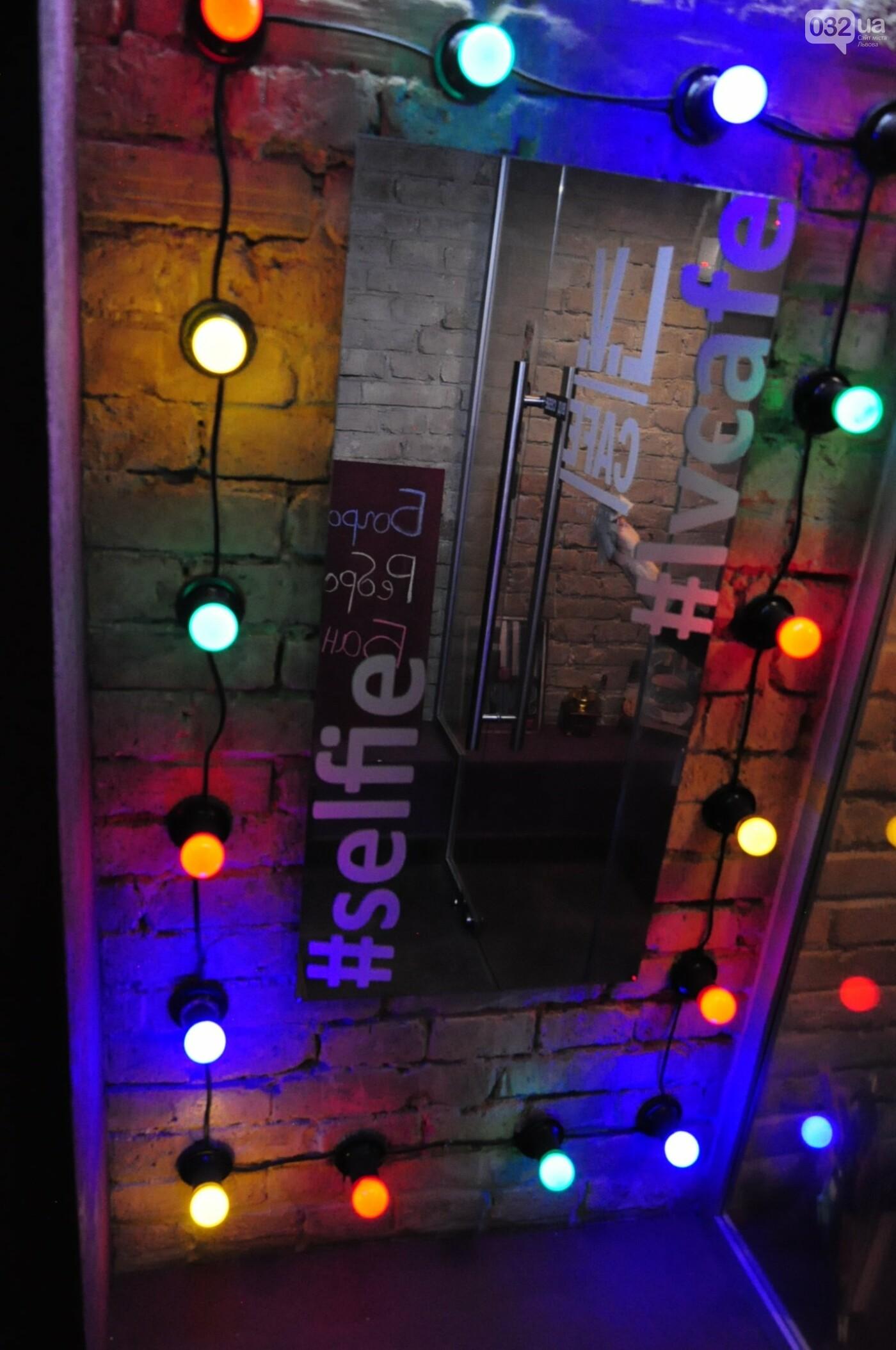 """Тест-драйв закладів Львова: ідемо в лаундж-гастро-кафе """"L. V. Cafe"""", фото-3"""